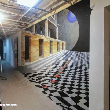 3Д стены СПб