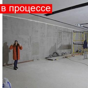 Барельеф в Москве • бассейн
